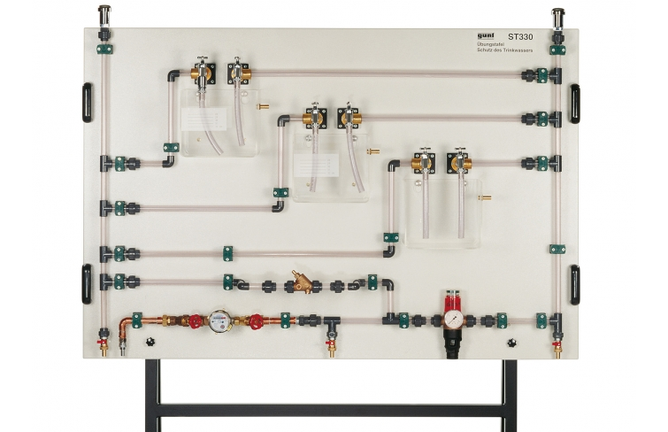 manual for the selection and installation of backflow prevention devices