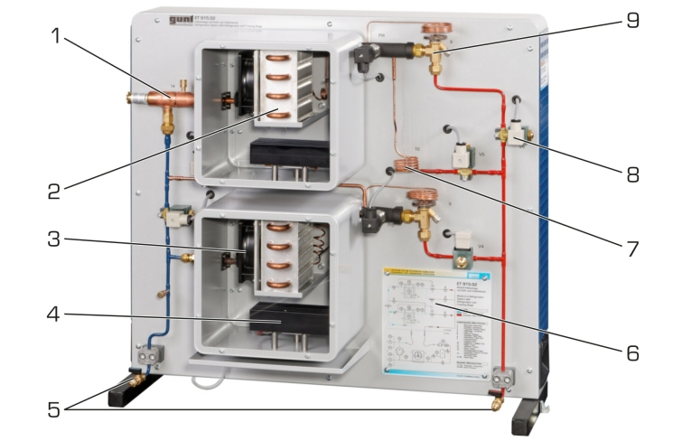 refrigeration solenoid wiring diagram products  products